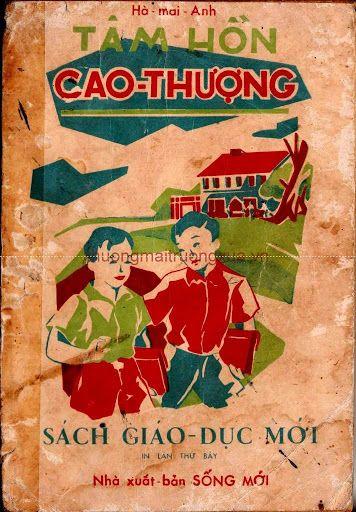 Tâm Hồn Cao Thượng (NXB Sống Mới 1952) - Hà Mai Anh, 97 Trang | Sách Việt Nam