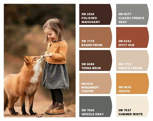 Colorsnap By Sherwin Williams Colorsnap By Reyhan S D Exterior Paint Sherwin Williams Rust Color Paint Favorite Color Meaning