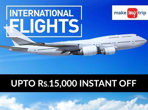 Great International Flights Sale