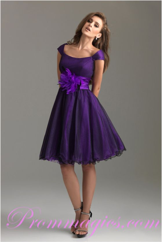 Collection Purple Party Dress Pictures - Reikian