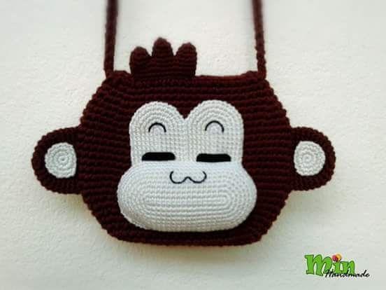 Luty Artes Crochet: bolsas e bolsinhas