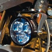 Enhancement No. 8 (cont.): The LED technology in the accessory lights provide powerful and adjustable illumination.