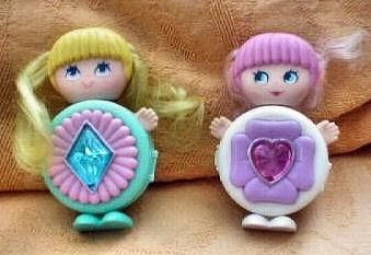 No idea what the point of these were, but I remember seeing or having one. I think they had lip gloss or a necklace inside.