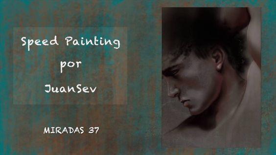Speed Painting miradas 37