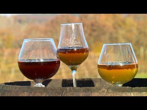 L Armagnac La Plus Vieille Eau De Vie De France Youtube In 2020 Wine Glass Stemless Wine Glass Alcoholic Drinks