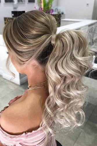 Party Hairstyle Ideas For A Big Night 2018 My Stylish Zoo Hairstyles Wedding Beauty Makeup Howtotips H Kapsel Ideeen Opgestoken Kapsel Haar Half Omhoog