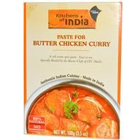 Kitchens of India, Paste for Butter Chicken Curry, 3.5 oz (100 g) - iHerb.com