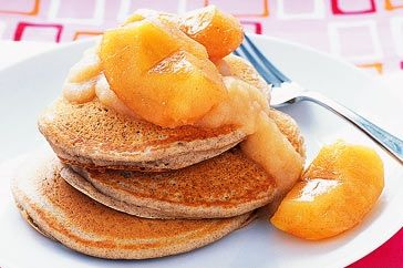 ... syrup | Recipe | Buckwheat Pancakes, Cinnamon Apples and Buckwheat