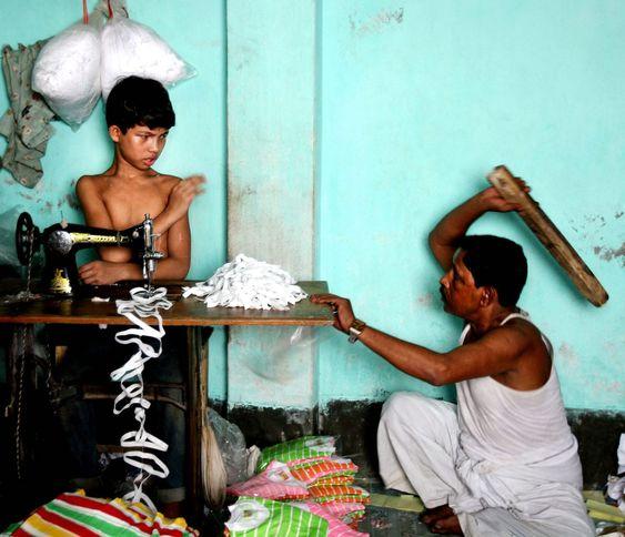Child Laborer GMB Akash Photojournalist