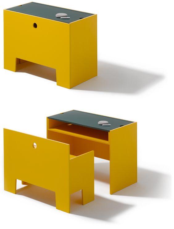 Tisch-Bank 2