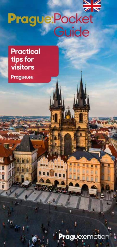 Prague Pocket Guide Pdf File Download A Printable Image File Official Website English Version Of Brochure Prague A Theme Visitor S Prague Guide Printable Image