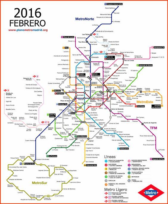 Ver imagen de origen  Fotos  Pinterest  Maps 2016 and Madrid