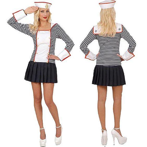 Disfraz de Marinera #disfraces
