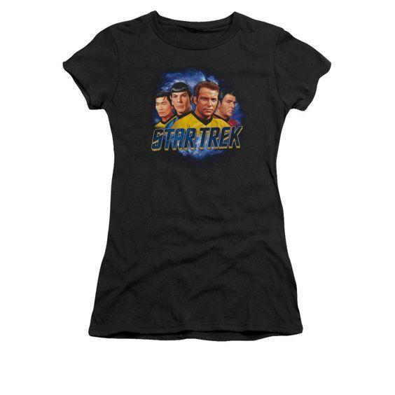 Star Trek - The Boys Junior T-Shirt