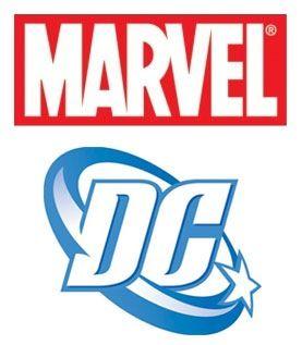 marvel vs dc logo - Google Search