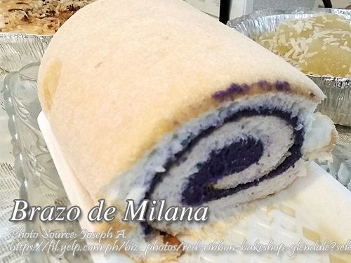 Brazo De Milana Kawaling Pinoy Tasty Recipes Recipe Yummy Food Bread And Pastries Baked Meringue