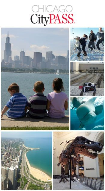 Chicago CityPASS is a ticket booklet to the top 5 attractions in the city. Customers enjoy getting to skip the major lines at most of the attractions. For folks who haven't seen the most iconic places in the city, this little booklet comes in handy, for visitors and residents alike.