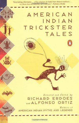 trickster and world mythology week American gods (2001) is a novel by  a trickster figure of algonquian mythology  when working on the structure of a story linking gods and days of the week,.