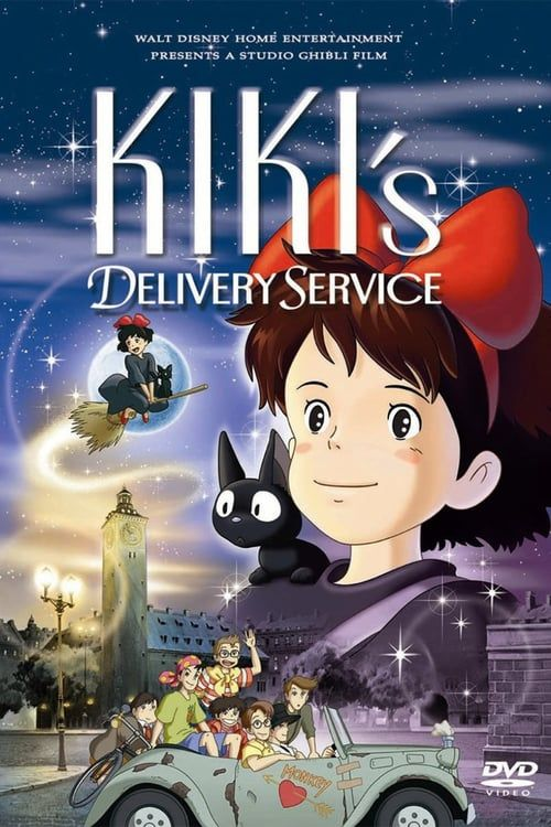 Watch Kiki S Delivery Service 1989 Full Movie Online Free Kiki S Delivery Service Kiki Delivery Anime Films