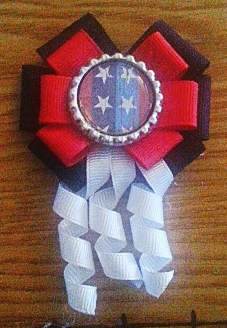 america bow, 4th of july https://www.etsy.com/shop/HairBowVariations