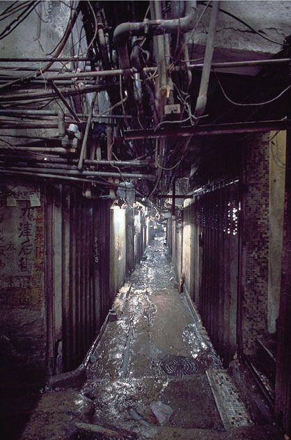 Kowloon Walled City, New Kowloon, Hong Kong