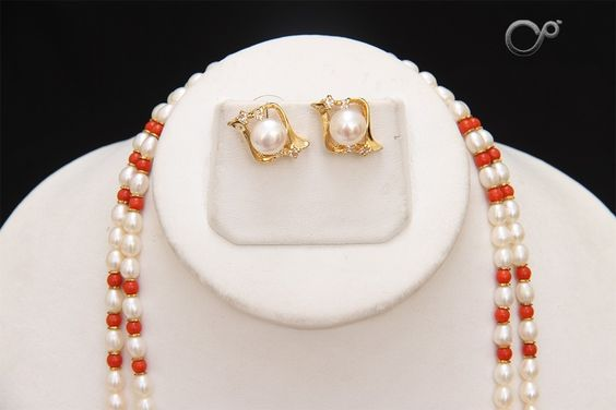 Pearl Jewelry - Timeless Beauty     (Check Category - Pearl Sets) @  http://store.charminarpearls.com/?a=079