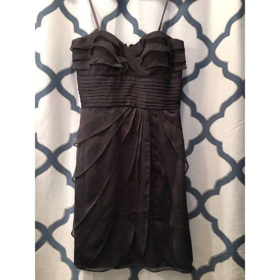 Formal dress! Worn once to a gala. Super pretty! Formal dress, worn one time to a gala. Perfect condition, professionally cleaned. Adrianna Papell Dresses Mini