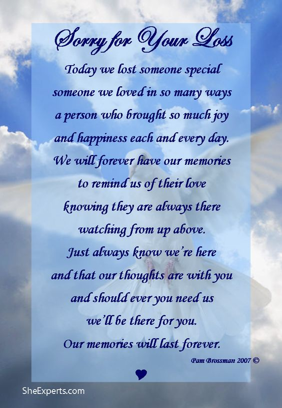 Sorry For Your Loss Quotes I'm Sorry For Your Loss Quotes  Pinterest  Condolences Grief