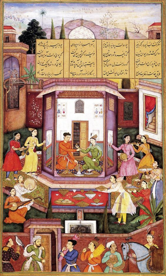 research thesis mughal women