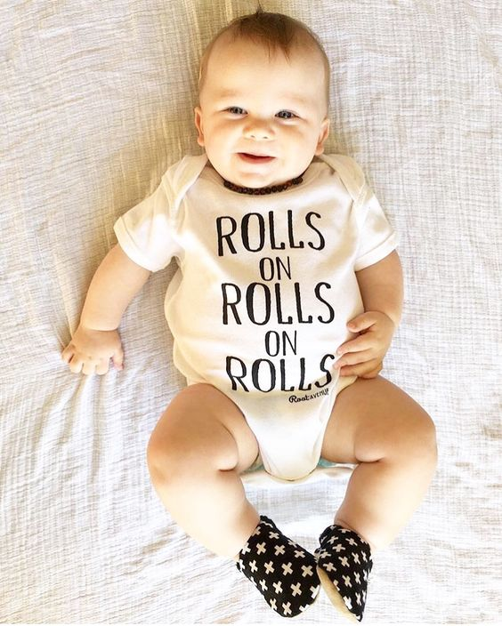 Rolls on rolls on rolls!
