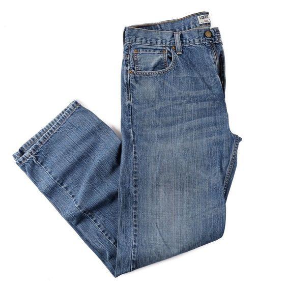 Size 36 x 34 Levi's 569 loose straight men's jeans (34) #Levis ...