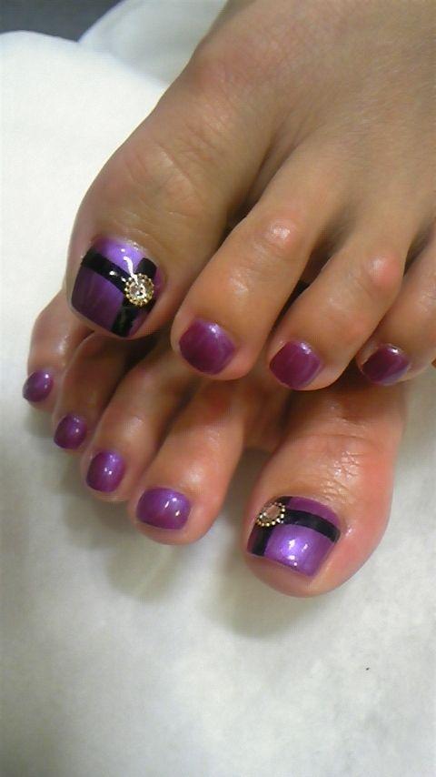 Cute Pedi Designs♡