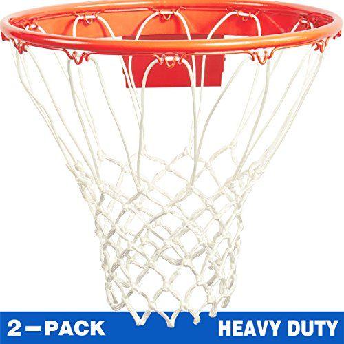 White Basketable Gadgets Basketableequipment Basketball Rim Mesh Net Nylon Net