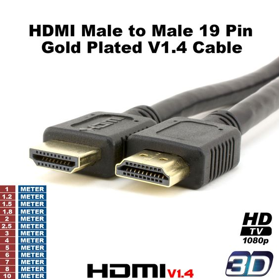 1m 2m 4m 5m 10m hdmi to hdmi #video #cable 1080p lead 3d hdtv #monitor ps3 ps4 xb,  View more on the LINK: 	http://www.zeppy.io/product/gb/2/262599271030/