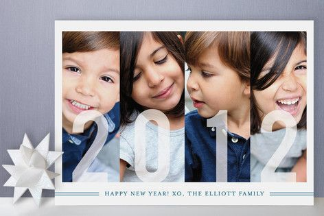 great new year's card
