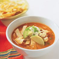 Tortilla Soup From the Test Kitchen
