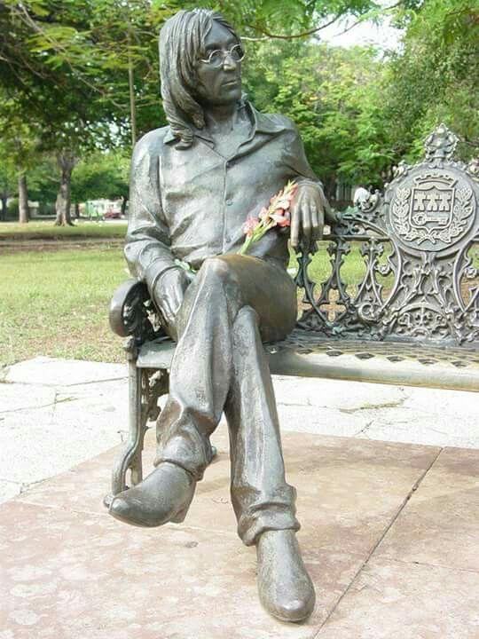 Estatua de Lennon