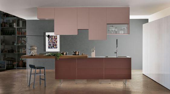 36e8 cocina modular de diseño - Lago