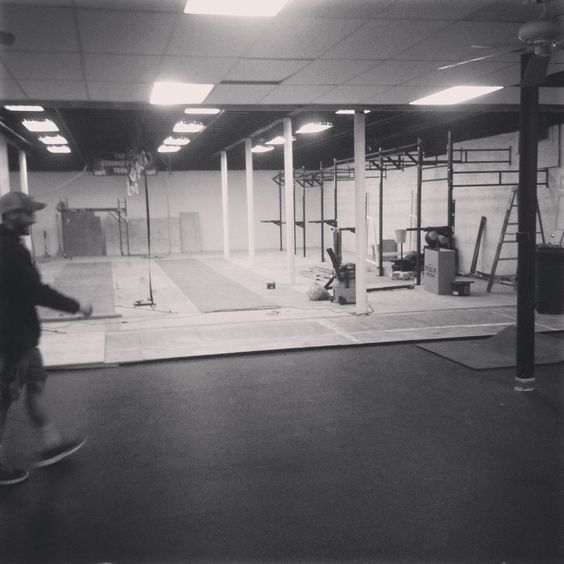 Gym expansion Please and thank you like CrossFit Fruition on Facebook, like CrossFit Fruition Tough Mudders on a Facebook, Follow us on Twitter @Dan Dirkx, on Instagram @crossfitfruition, follow our company page on LinkedIn, and of course check our website out at www.crossfitfruition.com