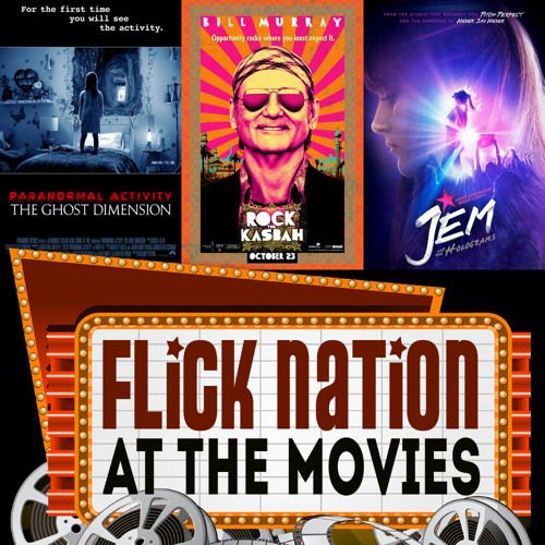 Flick Nation: At the Movies - 10/23/15 by planetcapricorn