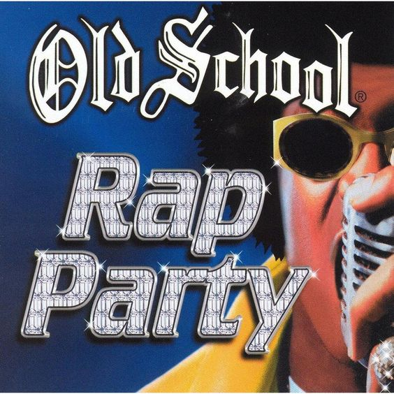 Various Artists - Old School Rap Party, Vol. 1 (CD)