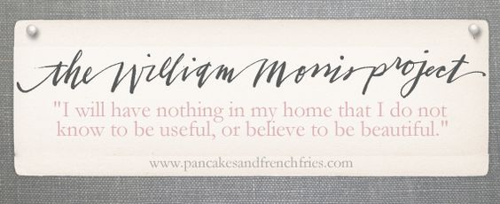 The Intentional Home, series on Pancakes & French Fries