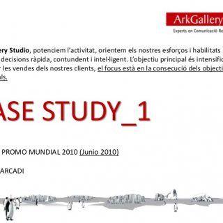 ArkGallery Studio, potenciamos la actividad, orientamos nuestros esfuerzos y habilidades hacia la toma de decisiones rápida, contundente e inteligente. El o. http://slidehot.com/resources/case-study-roler-2010-ark-gallery-studio-marketing-branding-graphic-internet.14889/