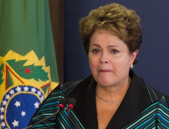 JORGE EDUARDO GARCIA - IN FOCUS: Dilma Rousseff TOME VERGONHA