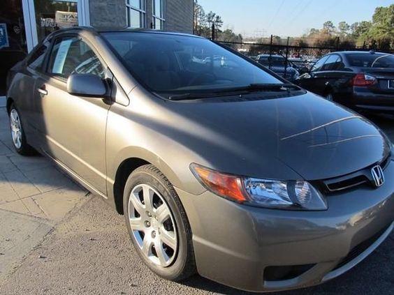 2006 Honda Civic, 79,628 miles, $8,000.