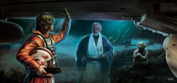 Star Wars LCG: A Message from Beyond by Thaldir.deviantart.com on @DeviantArt