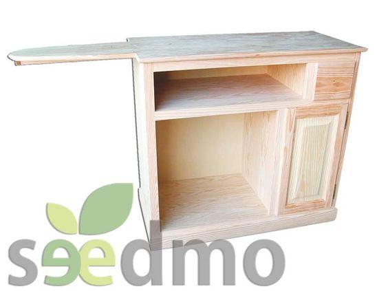 Mueble de madera especial para planchado muebles - Tu mueble online ...