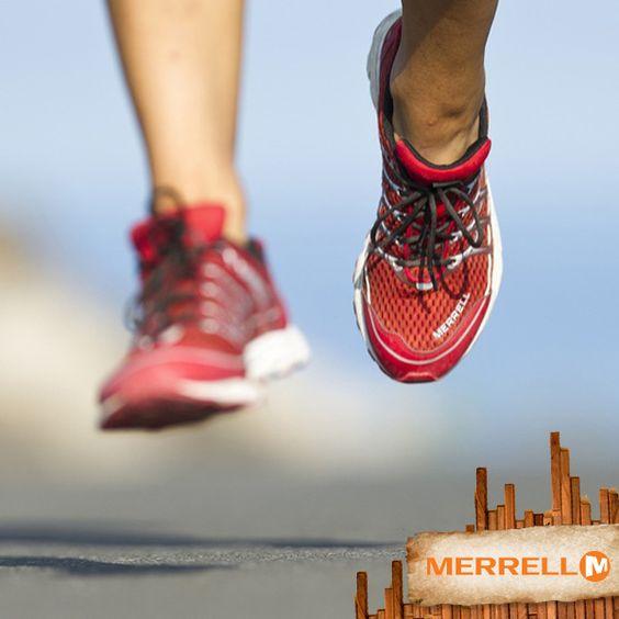 Paso a paso con mis #Merrell