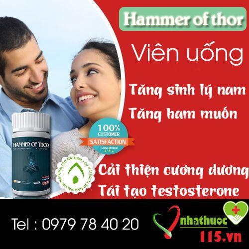 Sản phẩm cần bán: Hammer of thor đánh thức bản lĩnh nam giới 2018 6a6d017a2e1d7aaca30b3a7dab8017c7