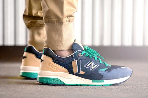 Men And Women New Balance 1600 NB1600 Shoes Social Status Navy Green|only US$95.00 - follow me to pick up couopons.